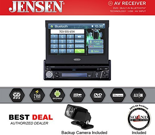 Jensen VX3012 Motorized 7