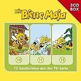 Die Biene Maja-3-CD Hörspielbox Vol.4