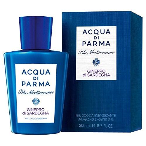 アクアディパルマブルーメディGineproのディサルデーニャシャワージェル200ミリリットル (Acqua di Parma) - Acqua di Parma Blu Mediterraneo Ginepro Di Sardegna Shower Gel 200ml [並行輸入品] B01M4RVHNV