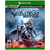 Vikings Wolves of Midgard for Xbox One