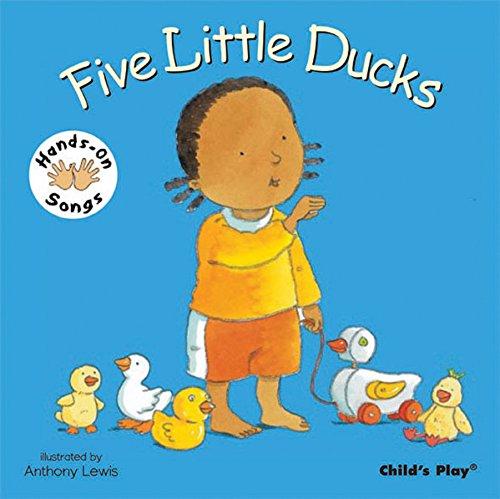 Little Ducks Five (Five Little Ducks (Hands-on Songs))