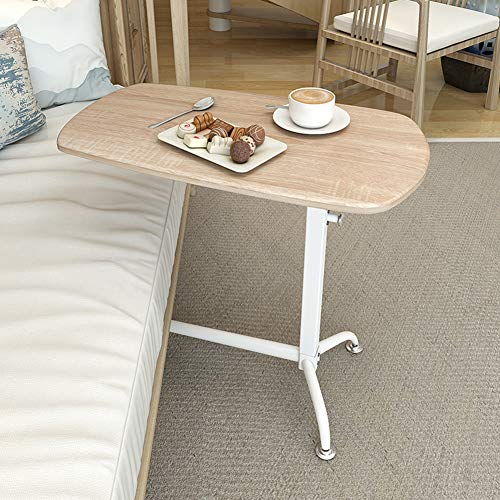 , Laptop Desk Small Desk Side Table for Bed Sofa-D ()