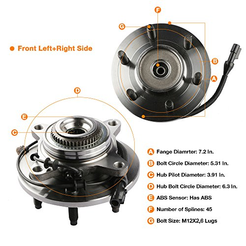 Buy ford front hub