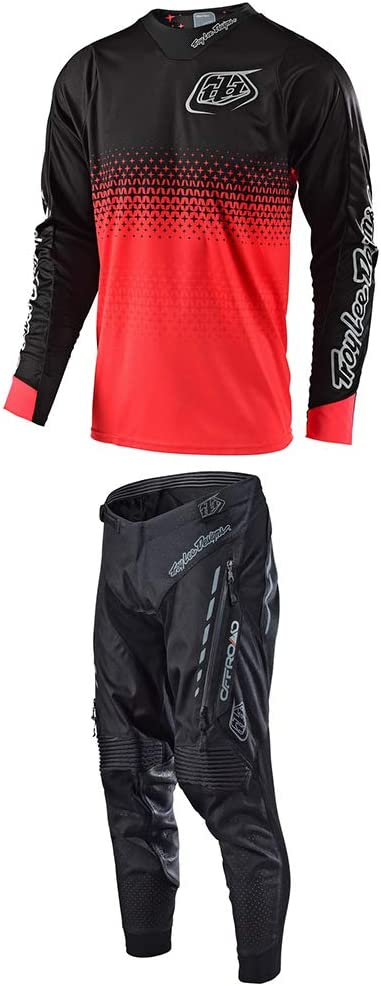 Troy Lee Designs Radius Starburst Jersey//Pant-L//32