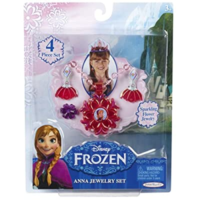 Frozen Anna's Jewelry Set: Toys & Games