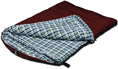 Grizzly by Black Pine 2 Person 0 Degree F Canvas Sleeping Bag