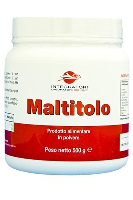 4 opinioni per Maltitolo in polvere- 500 g