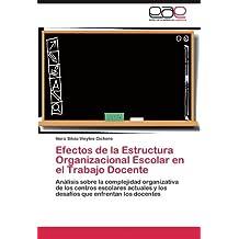 Efectos de la Estructura Organizacional Escolar en el Trabajo Docente: Análisis sobre la complejidad organizativa de los centros escolares actuales y los desafíos que enfrentan los docentes