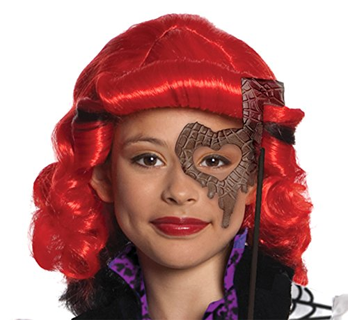 kids-Costume-Wig Monster High Operetta Child Wig Halloween Costume