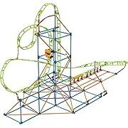 Amazon Lightning Deal 85% claimed: Knex Infinite Journey Roller Coaster Building Set