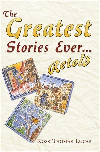 Ebook descargas en línea gratisThe Greatest Stories Ever... Retold (Spanish Edition) PDF RTF