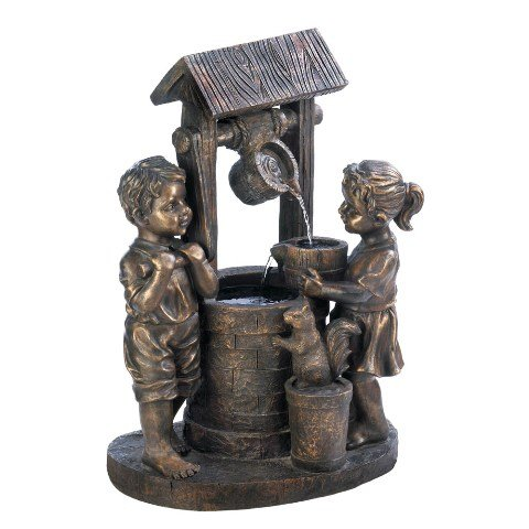 Eastwind Gifts 10016928 Wishing Well Fountain