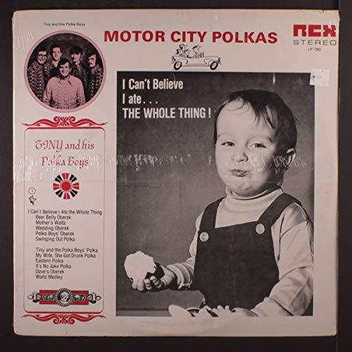 motor city polkas LP