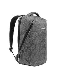 "INCASE CL55574 15"" Mochila Negro, Gris maletin para portátil - Funda (Mochila para Tablet, 38.1 cm (15""), Tirante para Hombro, Negro, Gris)"