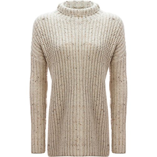 Joules Jumpers Prunella Jumper - Oat by Joules