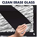 Quartet Glass Whiteboard, Non-Magnetic Dry Erase