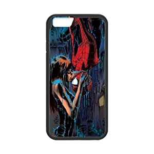 Spider-Man ROCK0089472 Phone Back Case Customized Art Print Design Hard Shell Protection Iphone 6
