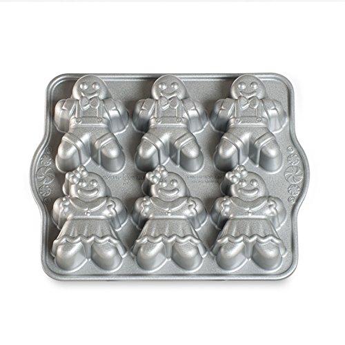 ngerbread Kids Cakelet Pan ()