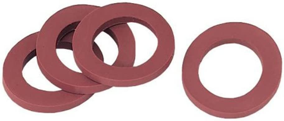 Gilmour Rubber Hose Washers, 10 Washers Per Package(2Pack)