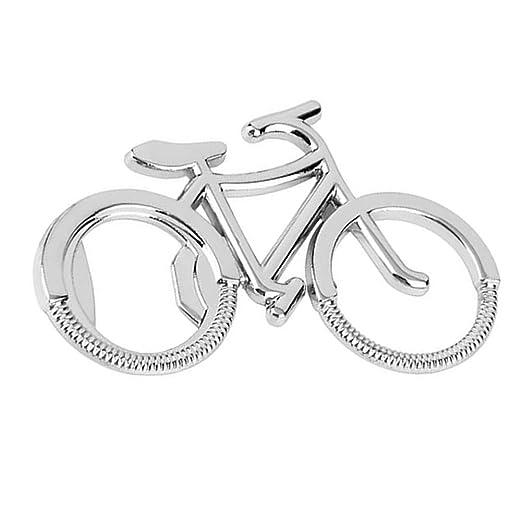 SimpleMfD - Abridor de botellas para bicicleta (acero inoxidable ...