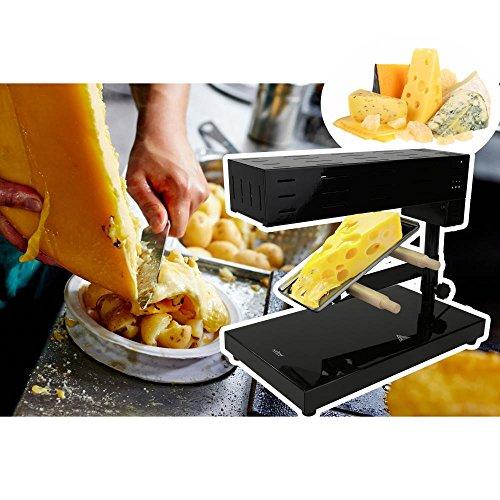 cheese raclette machine