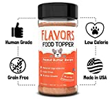 Flavors Food Topper and Gravy for Dogs - Peanut