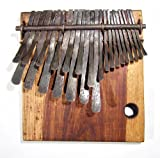 24 Key Lrg Jimmy C. ELECTRIC Shona Mbira/Kalimba ~ Zimbabwe!