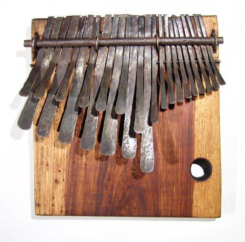 24 Key Lrg Jimmy C. ELECTRIC Shona Mbira/Kalimba ~ Zimbabwe! by africancraftwork-com