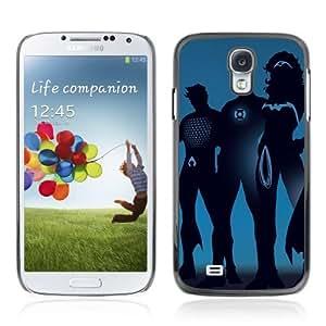 YOYOSHOP [Cool Shadows] Samsung Galaxy S4 Case Kimberly Kurzendoerfer