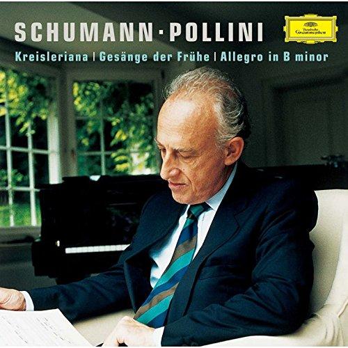 Maurizio Pollini - Schumann: Kreisleriana, Gesange Der Fruhe, Allegro [Japan LTD SHM-CD] UCCG-6224