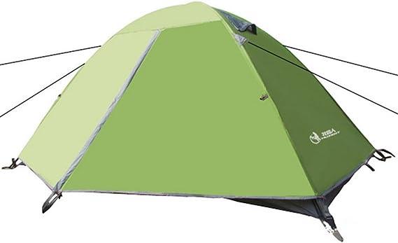 SEABECCA Tiendas De CampañA Contra La Tormenta De Lluvia Contra Viento Fuerte Camping Al Aire Libre De Campo De Viaje , green: Amazon.es: Deportes y aire libre
