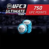 EA Sports UFC 3 - 750 UFC Points - PS4 [Digital Code]