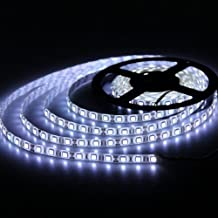 Susay® 5M 5050 SMD White Waterproof 300 LED Strips Light Lamp Dimmer + Controller