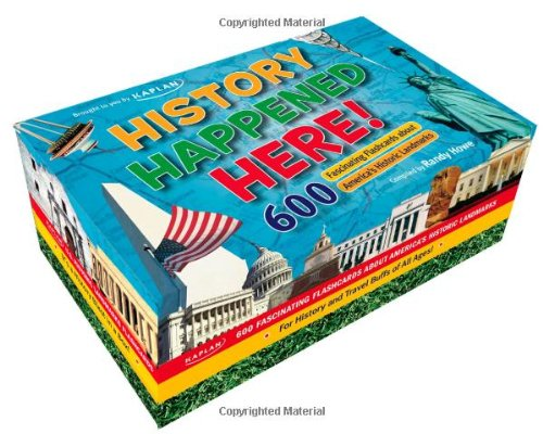 Read Online History Happened Here: 600 Fascinating Facts about America's Historic Sites pdf epub