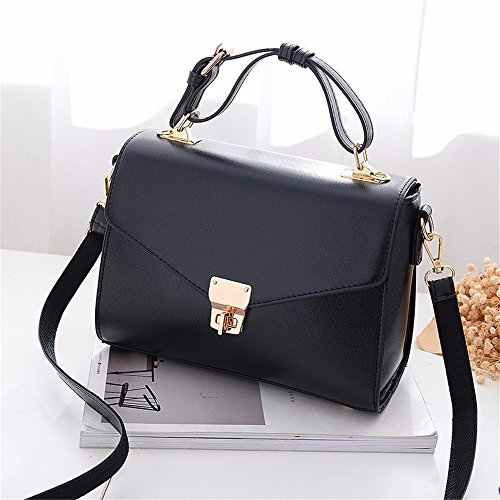 bag MSZYZ Holiday Black bag fashion simple bag small shoulder satchel Single gifts handbag SwA4xrYS