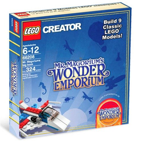 LEGO Creator Mr. Magorium's Wonder Emporium Set # 66208