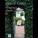 Staging Death Audiobook by Judith Cutler Narrated by Patricia Gallimore