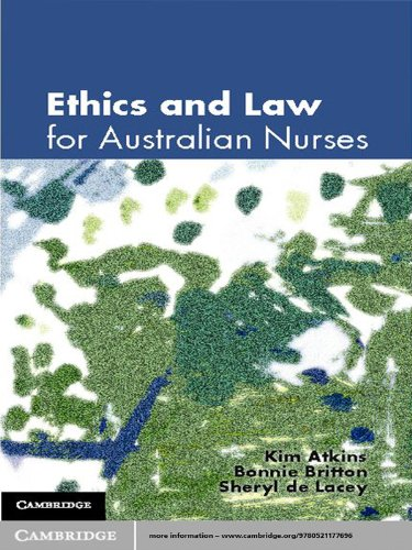 Download Ethics and Law for Australian Nurses Pdf