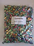 italian hard candy - Chipurnoi Glitterati Fruit & Berry Medley Miniature Hard Candies (SUGAR) 1lb