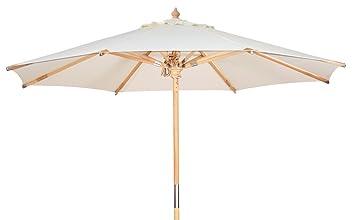 Amazon De Grosser Premium Sonnenschirm Sunshine Luxus O 350cm 3