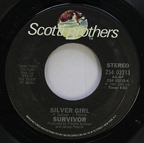 Survivor - Survivor 45 Rpm Silver Girl / American Heartbeat - Zortam Music