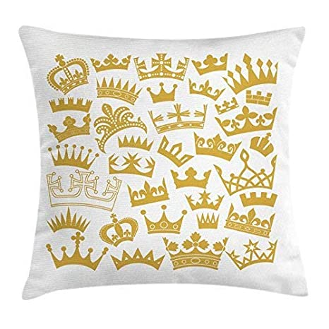 LoveBiuBiu Queen Throw Pillow Cushion Cover, An Assortment ...