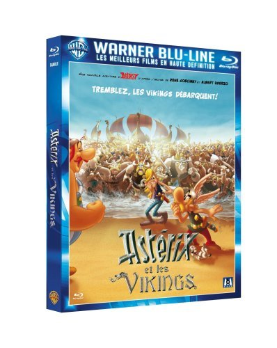 Asterix and the Vikings [Blu-ray]