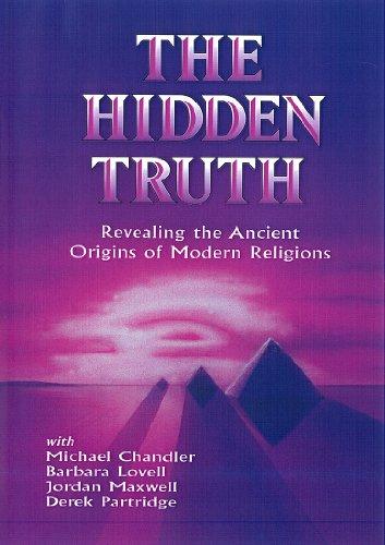 Hidden Truth, The - with Jordan Maxwell (DVD)