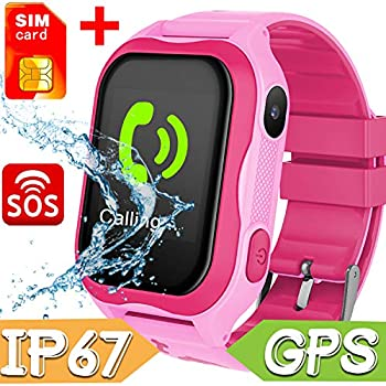 Amazon.com: TURNMEON Smart Watch with SIM Card-1.44