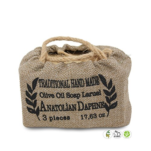 Olive Oil Soap Bar (3 Bars) ()