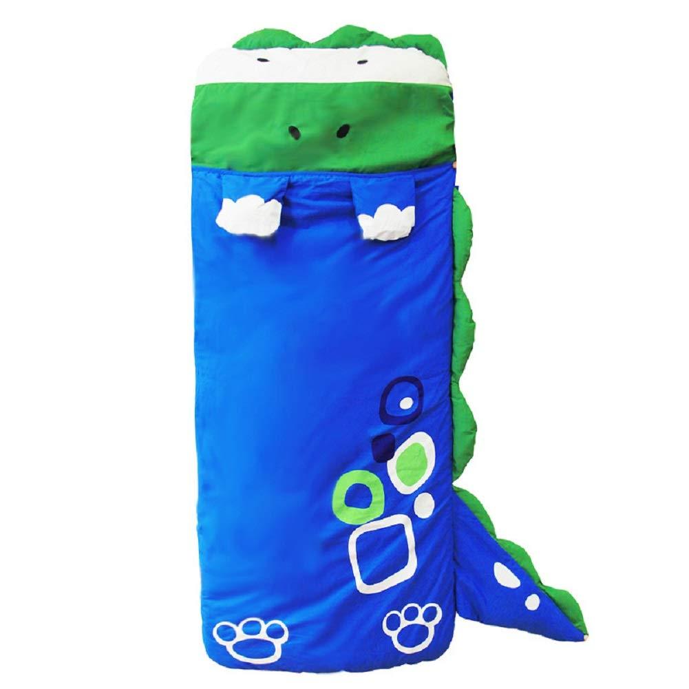 Lee Little Angel niños de Cuatro Colores Estilo Anti-Patada Saco de Dormir (140 cm * 60 cm) (Azul): Amazon.es: Ropa y accesorios