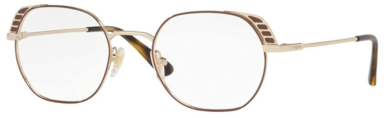 Eyeglasses Vogue VO 4131 5021 PALE GOLD BROWN