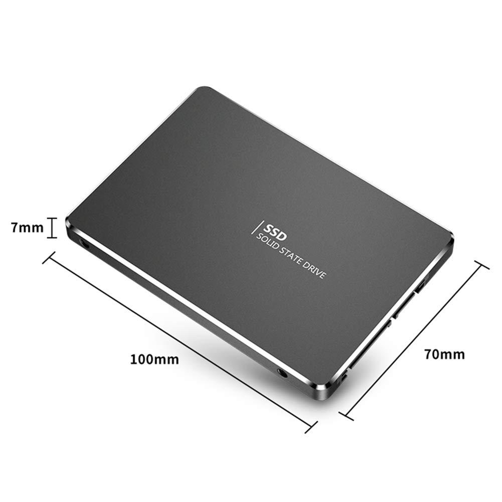SSD de 240 GB 480 GB de 2,5 Pulgadas Tipo de Interfaz SATA de 6 GB ...