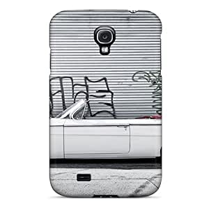 Cute Tpu Saraumes White Impala Convertible Case Cover For Galaxy S4